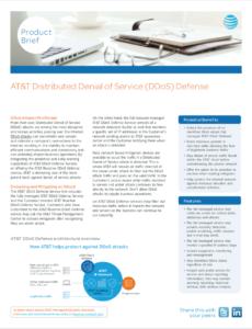 DDoS Defense