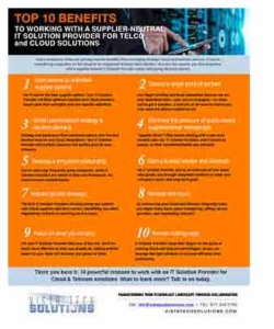 Top 10 Reasons for Solution Provider